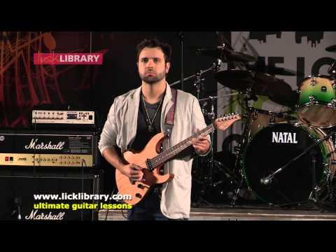 Andre Nieri Brazilian Fusion | GUITAR IDOL 4 WINNER