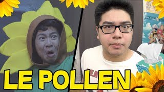 BEING ALLERGIC TO POLLEN! - SOUR LAUGH