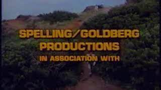 Spelling-Goldberg Productions / Columbia Pictures Television logos (1986)