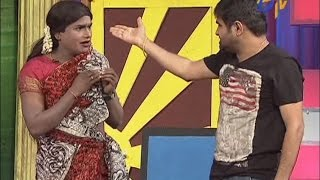 Jabardasth - Chalaki Chanti Performance - 13th August 2015 - జబర్దస్త్
