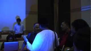 Ruhut Keok Lawan Bachtiar Nasir di Komisi III DPR