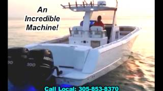 Unique Marine Of Tavernier Brings Belzona Boats To South Florida On WEYW 19