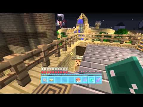 Minecraft Xbox   Lion Cub Park   TNT Cannon   Part 4