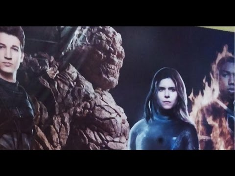 AMC Movie Talk - First Look At THING From FANTASTIC FOUR