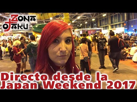 Directo desde Japan Weekend Madrid 2017!!! Recorrido por tod