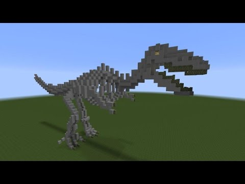 How To Build Jurassic Park In Minecraft