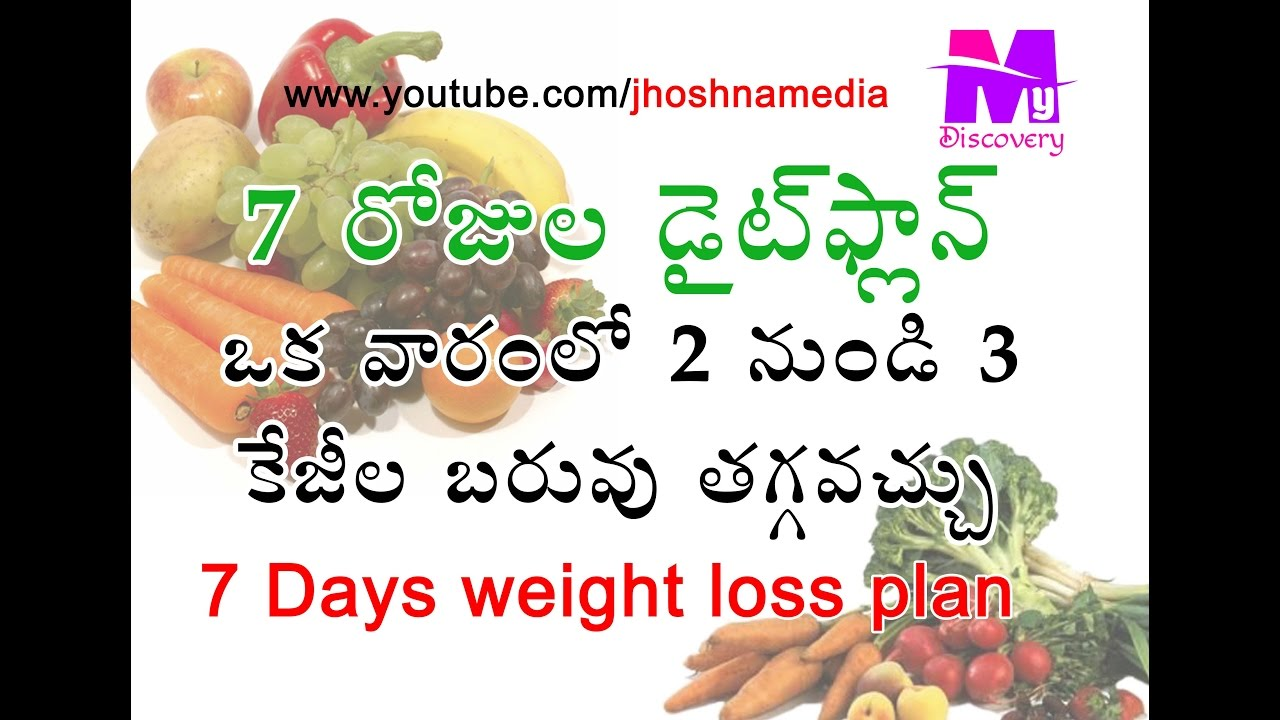 Diet chart for diabetes in telugu