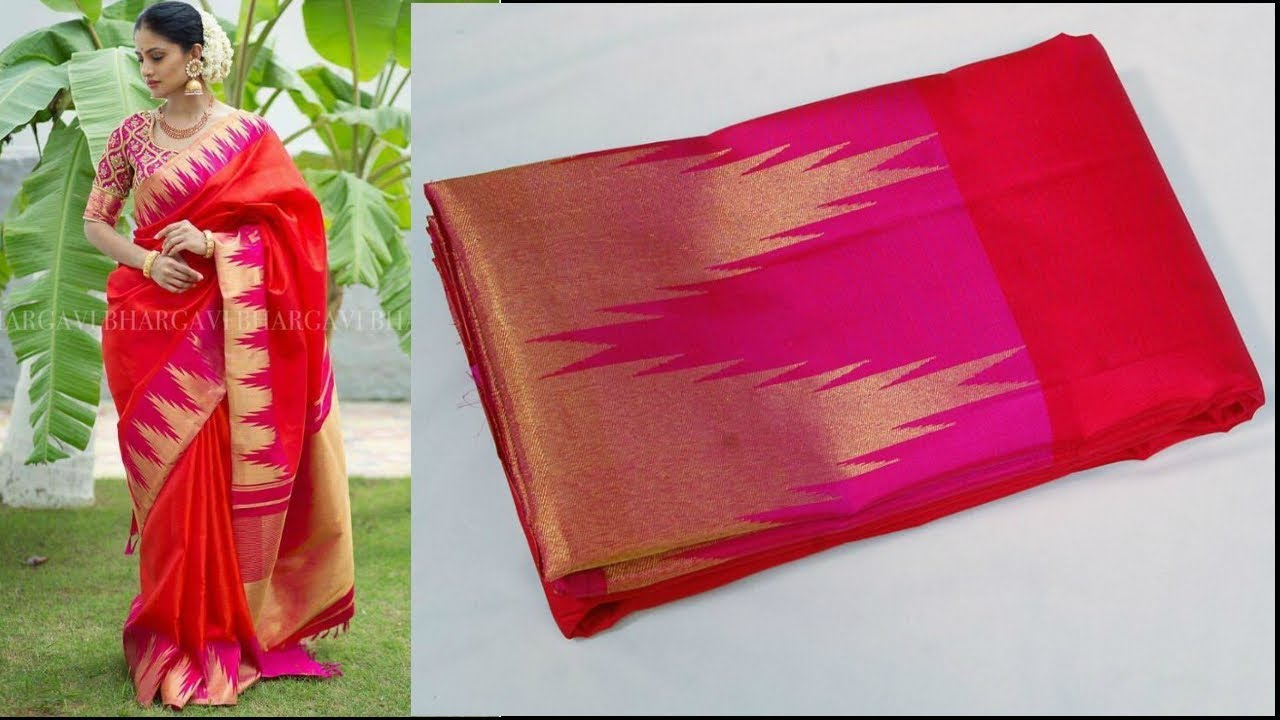 b38fb064617 100% Pure Kanchipuram Silk Sarees with Price for each Saree ...