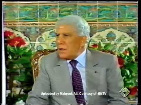 Chadli Bendjedid   Interview Complet   President of Algeria 1979   1992  Diffusé 1990    YouTube