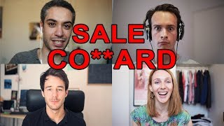 SALE CO**ARD ! (Ft. Fishbach)