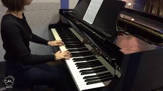 第70屆校際音樂節 HKSMF 70th Piano 2018 Grade 3 Class 108 Handel Sonatina in B Flat B.60 27 Sheet Music