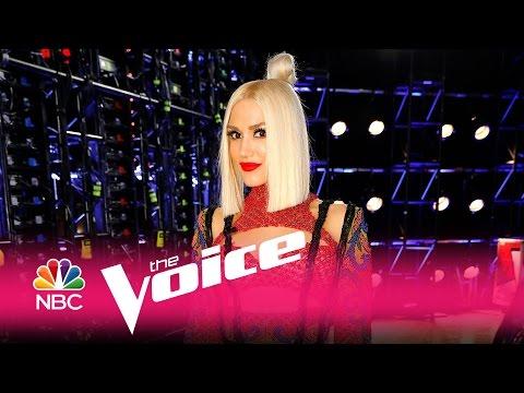 The Voice 2017 - Gwen's Backstage Tour (Digital Exclusive)