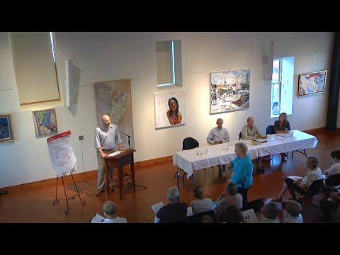 La Grua Center: Stonington Boro Vision 2020 - What's Next
