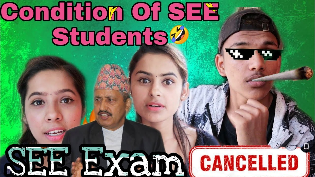 Condition of SEE Students after Exam Cancled || Last Bencher Vs First Bencher ||San Jay Bhattarai