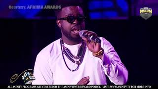 #AFRIMA2017  Locko and Mr LEO performs Supporter at AFRIMA