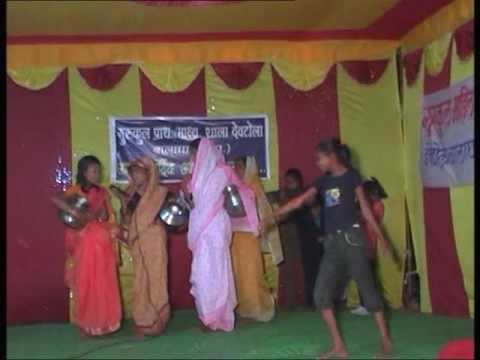 Gurukul School Devtola 2014  Natak