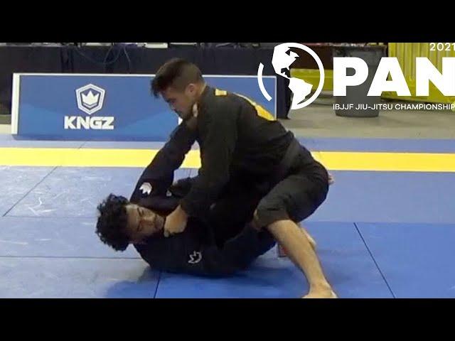 Isaac Doederlein v Orlando Castillo / Pan Championship 2021