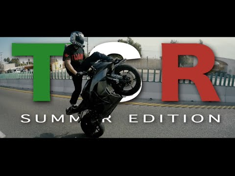 TSR5 SUMMER EDITION 2016 | Mexico Stunt Ride | TY600