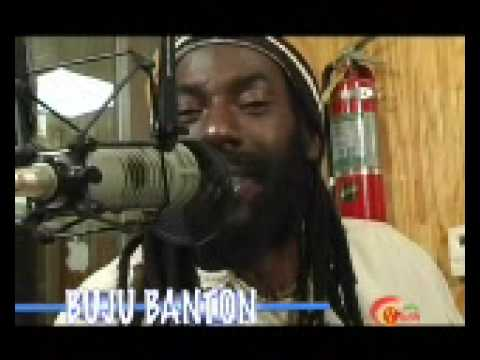 In Studio With Squeeze - BUJU BANTON PART 2 - PLUSH TV