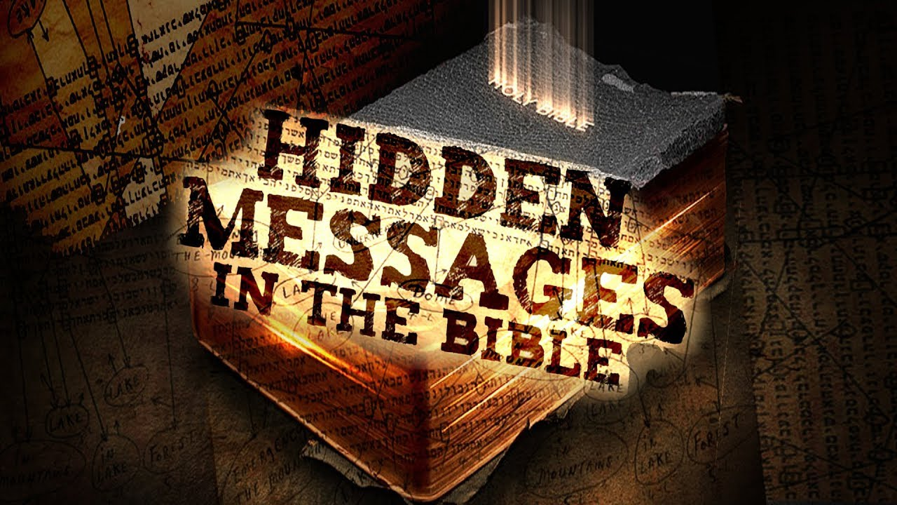 5 AMAZING HIDDEN MESSAGES IN THE BIBLE That will BLOW your MIND !!!