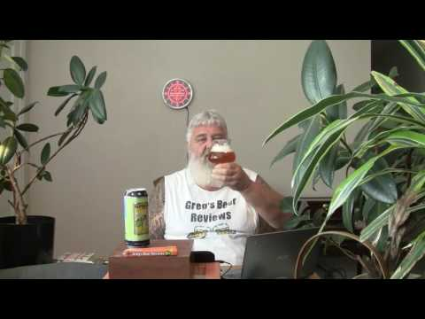 Beer Review # 2071 Coop Ale Works Alpha Hive Double IPA