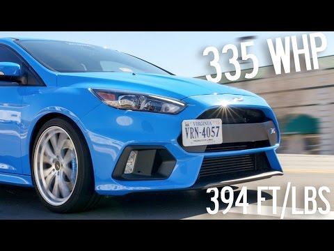 COBB Tuning - Ford Focus RS Accessport V3
