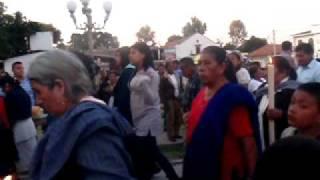 Huecorio Corpus 2010