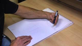 How to Draw a Diagram of the Human Body