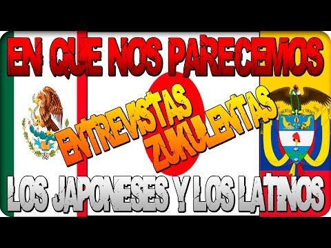 LOS JAPONESES Y LOS LATINOS TENEMOS ALGO EN COMUN Entrevista a Edgar World Meets Japan | Ryojuli