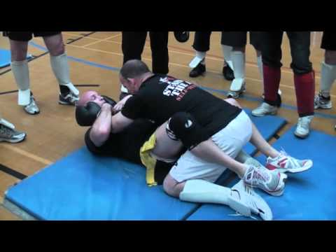 Real Ground And Pound  !!! Ricky Manetta - Mma Krav Maga