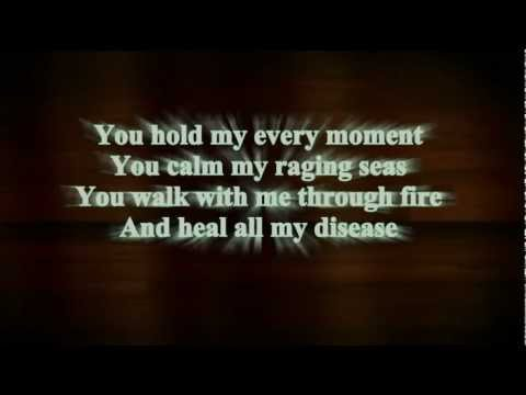 Healer - Hillsongs Backing tracks with lyrics