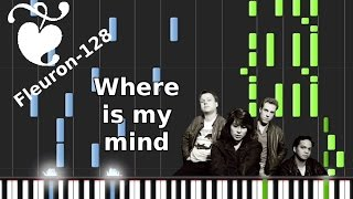 Where Is My Mind By The Pixies Maxence Cyrin Cover Synthesia