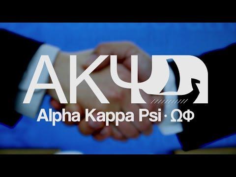 Alpha Kappa Psi - SJSU | Rush Spring 2018
