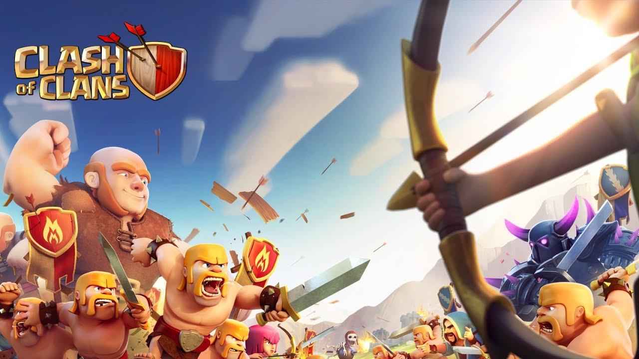 clash of clans yüklemeden oyna