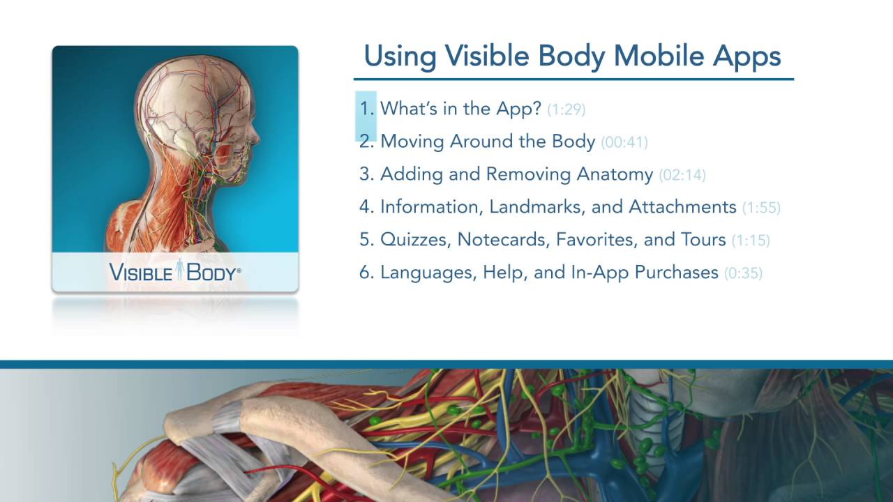 Introduction To Human Anatomy Atlas 2017 Edition Iphone And Android