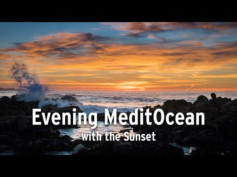 Morning MeditOcean (Evening