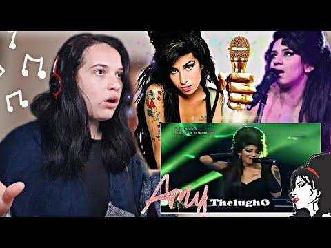 YO SOY Amy Winehouse (PERÚ) | REACCIÓN