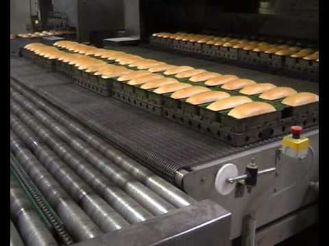 FOULHOUX BAKERY & FOOD EQUIPMENT /POLIN AUTOMATIC LINES FOR TIN BREAD