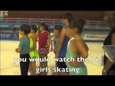 Do you remember when: artistic roller skating