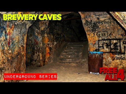 Abandoned Brewery Caves under Saint Paul (Minneapolis/St. Paul Exploration)