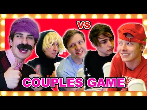 THE COUPLES GAME W/ Roommates