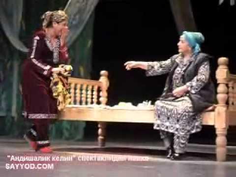 Дилноза Кубаева - Андишалик келин