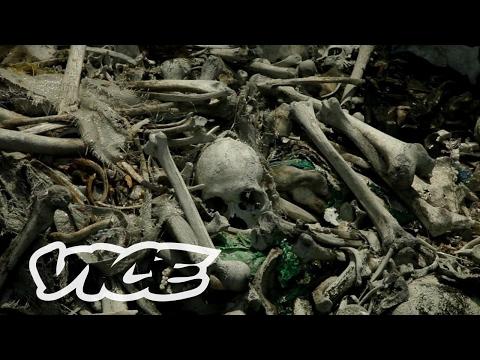 Hidup di antara Jasad dan Kubur: Kampung Pemakaman Filipina