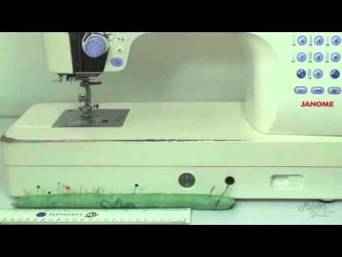 how to make a tool wrap without sewing machine