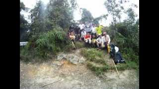 SKL - Hiking to Gunung Bubu (1685m), Kuala Kangsar, Perak, Malaysia (Video-36)