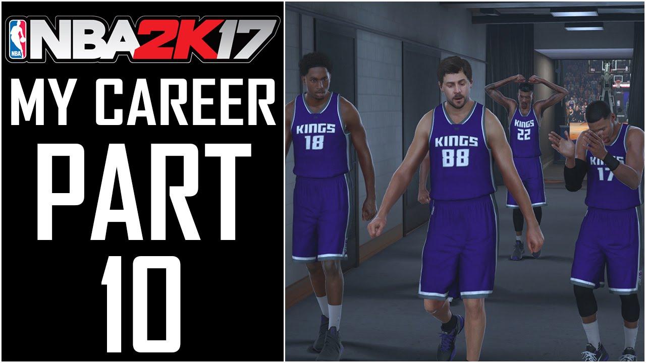 NBA 2K17 - My Career - Let's Play - Part 10 -