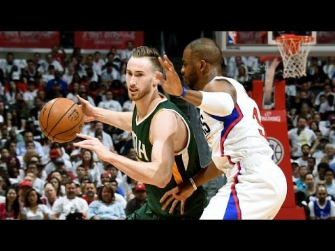 Game 7 Utah Jazz vs Los Angeles Clippers 2017 Playoffs!