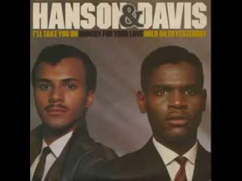 Hanson and Davis - I'll Take You On (Club Version)