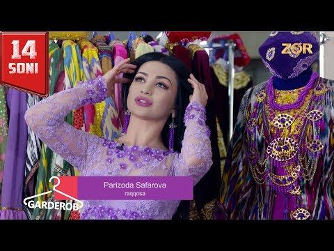 Garderob 14-soni - Parizoda Safarova (31.05.2017)