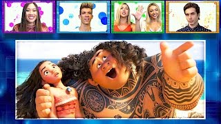 MOANA: BIG HAIR, DON'T CARE? Disney's Moana Official Trailer Review - Is It BUZZWORTHY? #15
